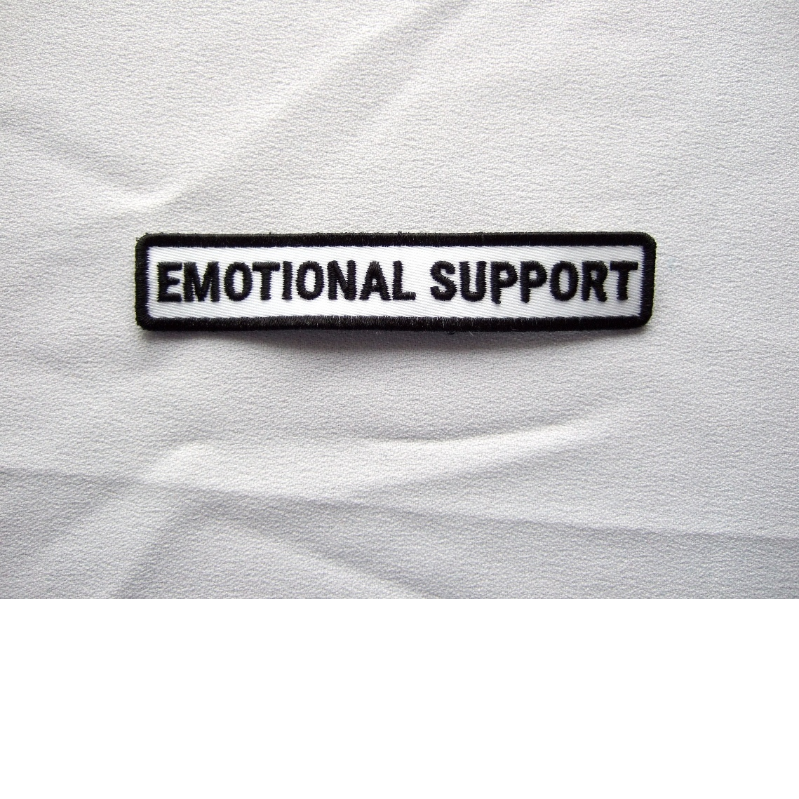 custom emotional support patch