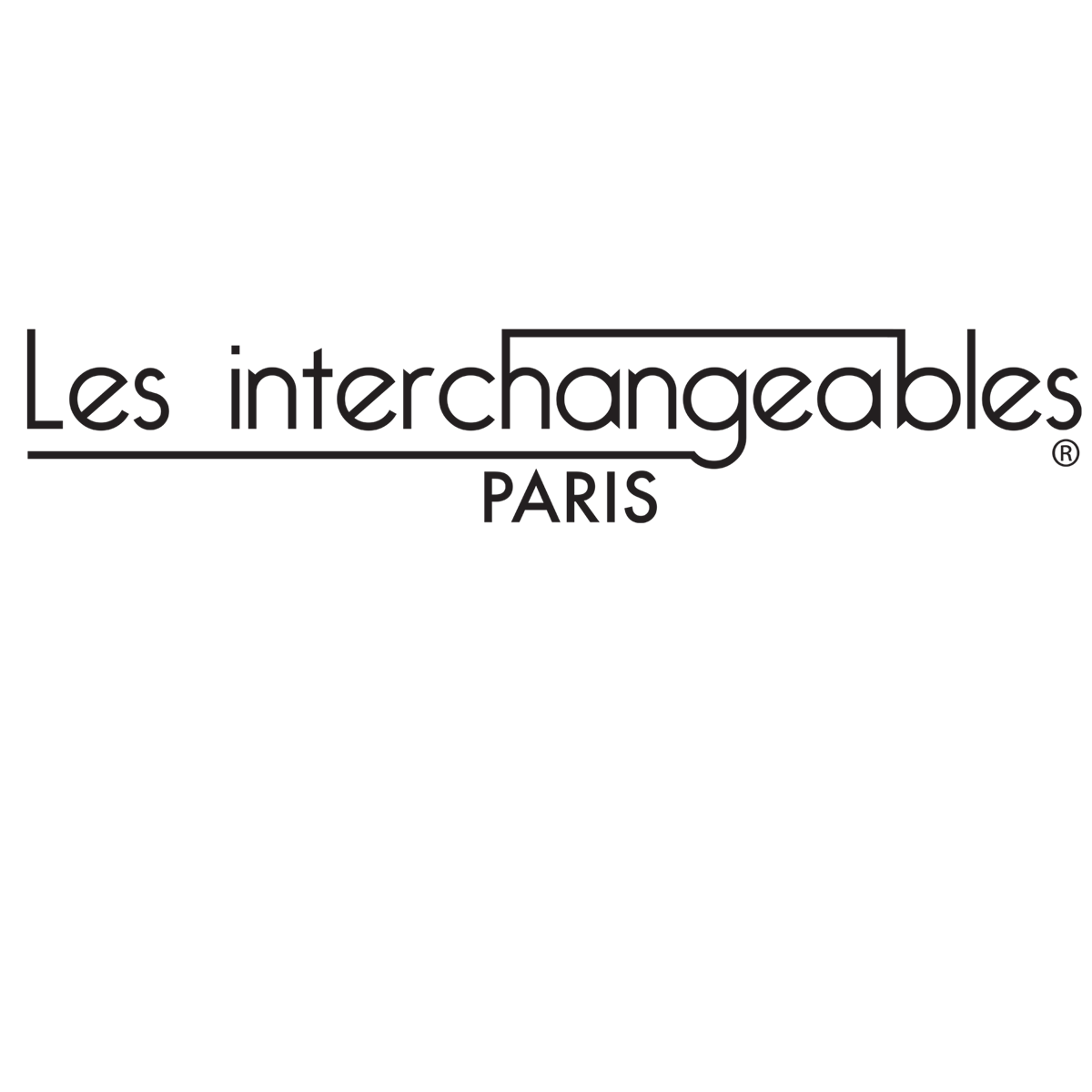 Les interchangeables Paris Bracelet