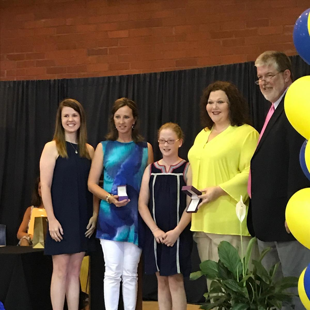 K E Butler Jeweler's Mother's Day Essay Contest Winner