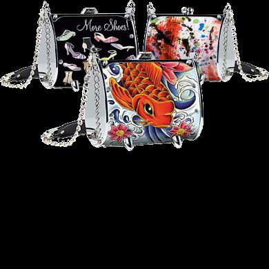 Little earth fenderette purses