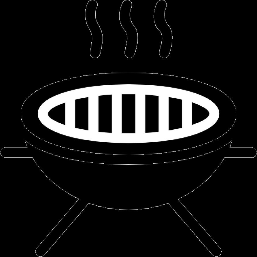 grilling bbq karmin's kitchen table