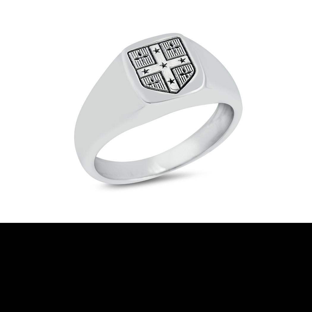 Family Crest Signet Ring
