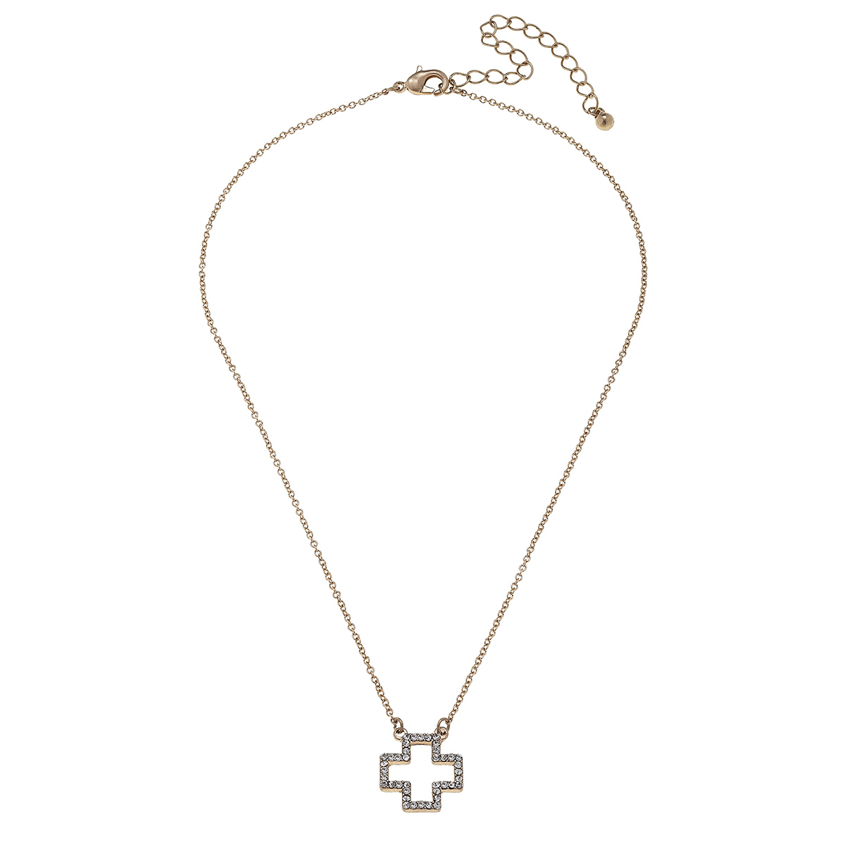 Open Cross Pave