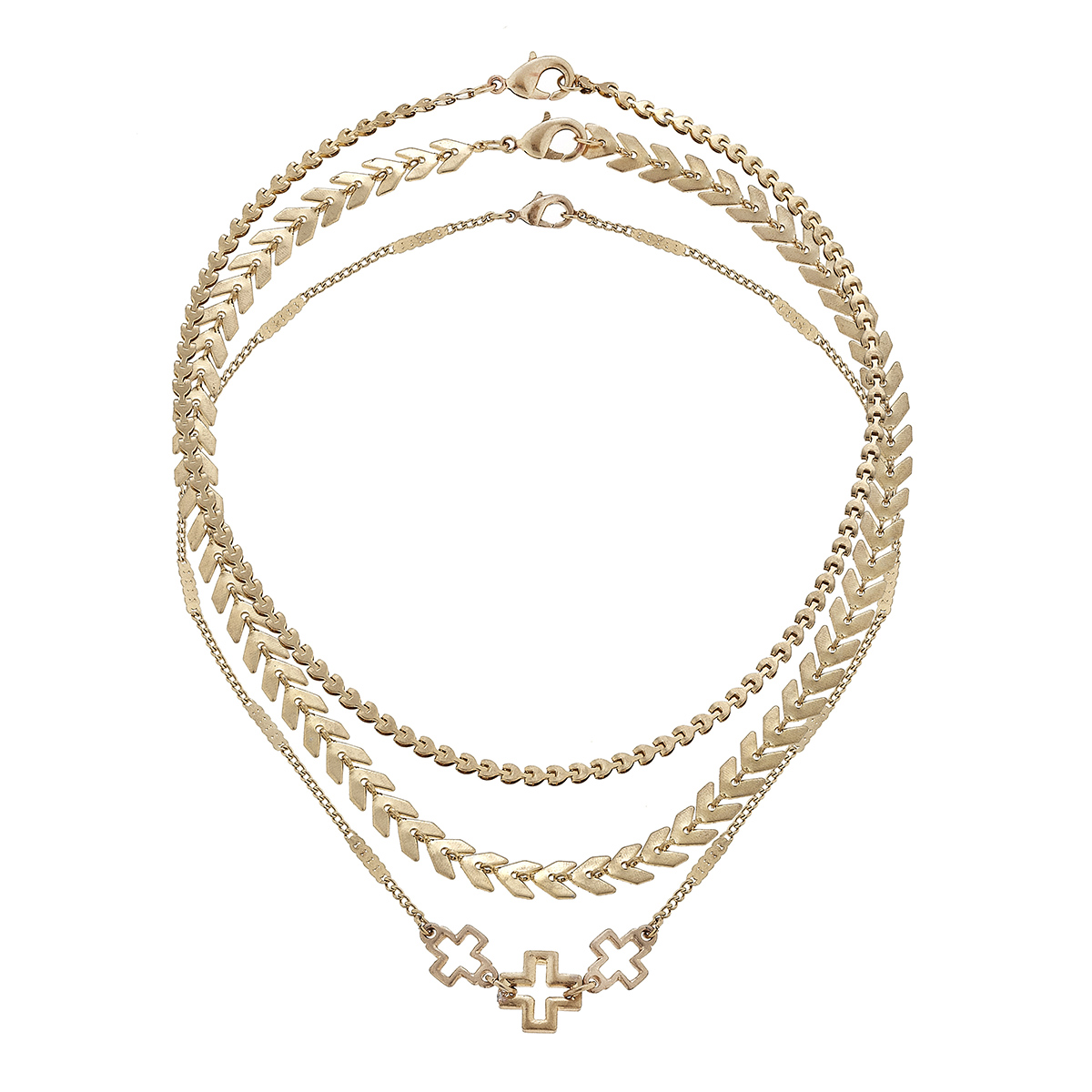 3 Set Necklace Combo