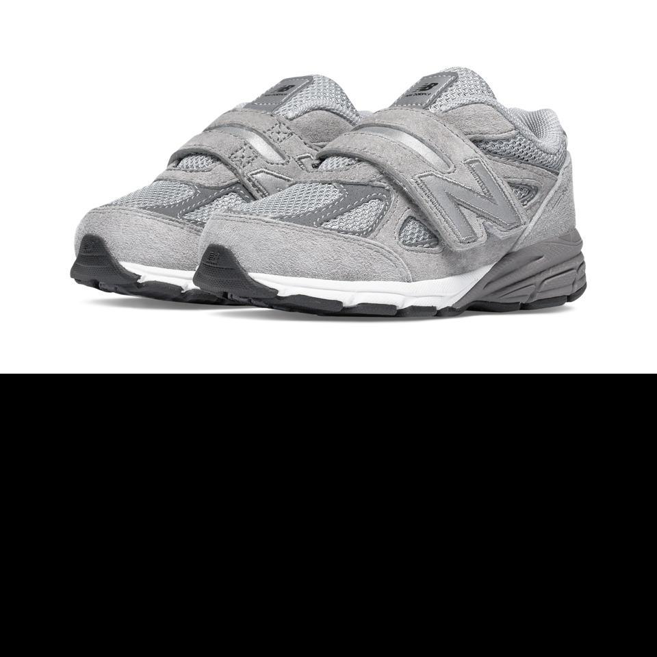 *Gray Suede Sneaker