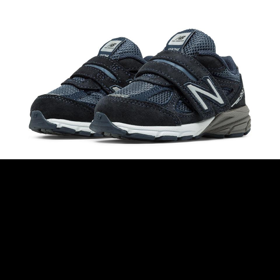 *Navy Blue Sneaker