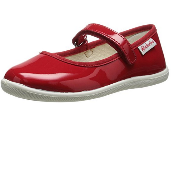 Red Patent Leather Mary Jane