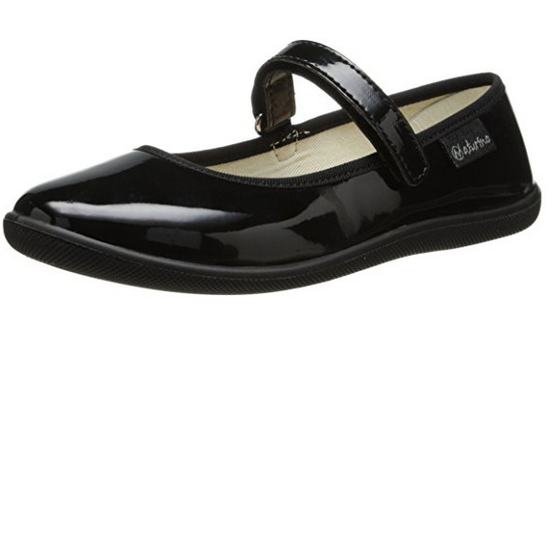 Black Patent Leather Mary Jane