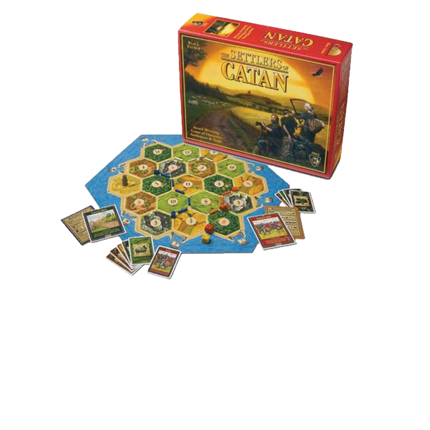 Card and table top games