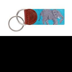 Smathers and Branson elephant key fob