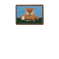 Smathers & Branson Gopher Credit Card Wallet Caddy Shack