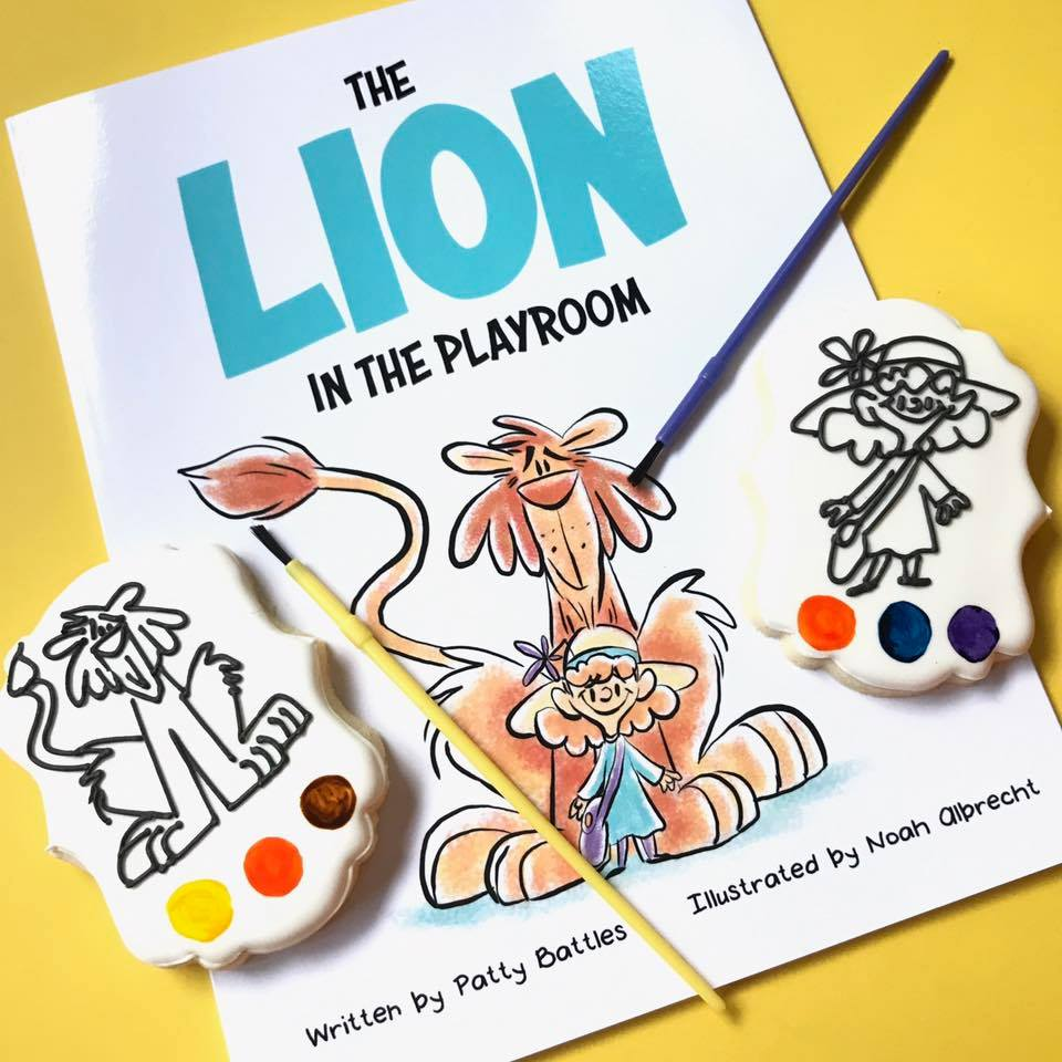 The Lion in the Playroom Author Event