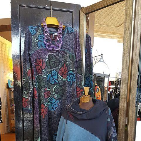 Wintersun Dress and Cowl Top!