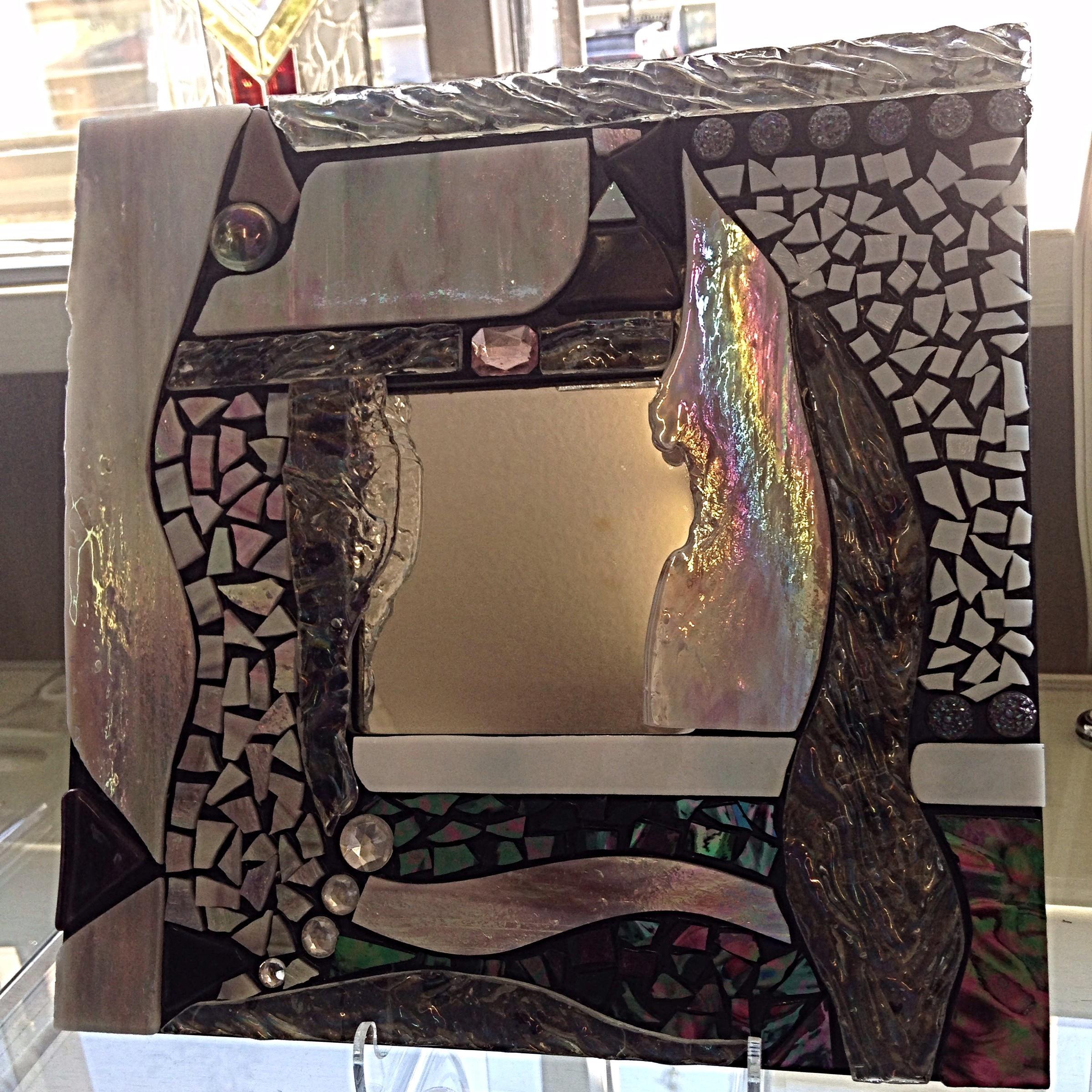 Mosaic Mirror Class